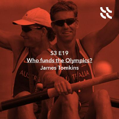 Who funds the Olympics? | James Tomkins
