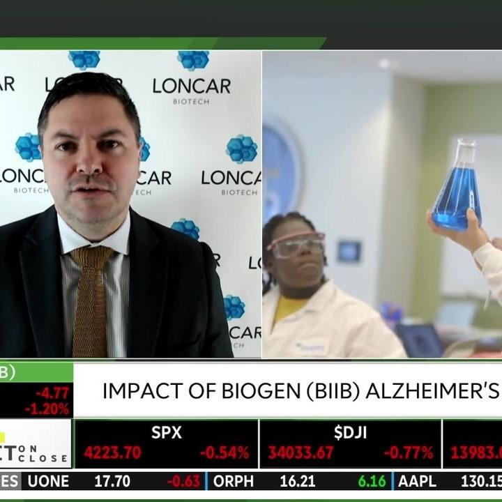 The Impact Of Biogen Alzheimer's Drug FDA Approval