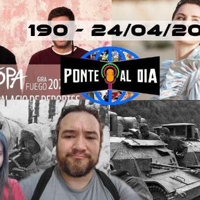 After Life   Ponte al día 190 (24/04/20)