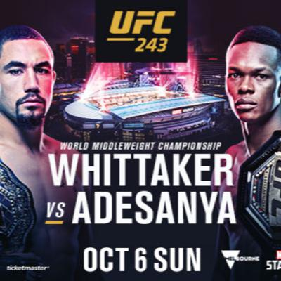 Round Zero Season 2 Episode 12 – Kiwi By Birth Or Heart: Whittaker vs Adesanya