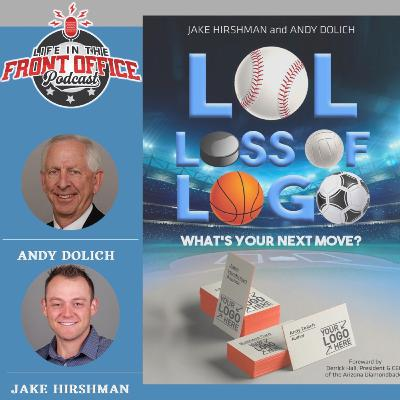 "Ep 2 - Diving in their new book ""LOL, Loss of Logo: What's Your Next Move?"" By Hirshman and Dolich"