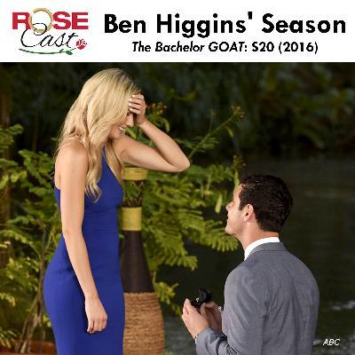 Ben Higgins' Season   'The Greatest Seasons — Ever!' E3