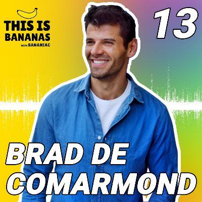 #13 Vegan Model Reveals Diet & Fitness Secrets   Brad de Comarmond