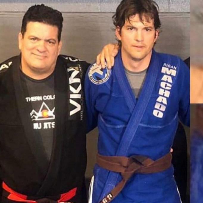 Episódio 003 - PodCast Muito Mais Ação Jiu Jitsu - Ashton Kutcher - Relson Gracie - Europeu de Jiu Jitsu - Midia Especializada