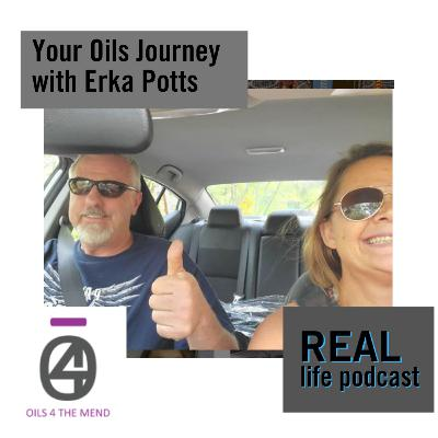 Your Oil Journey with Erika Potts