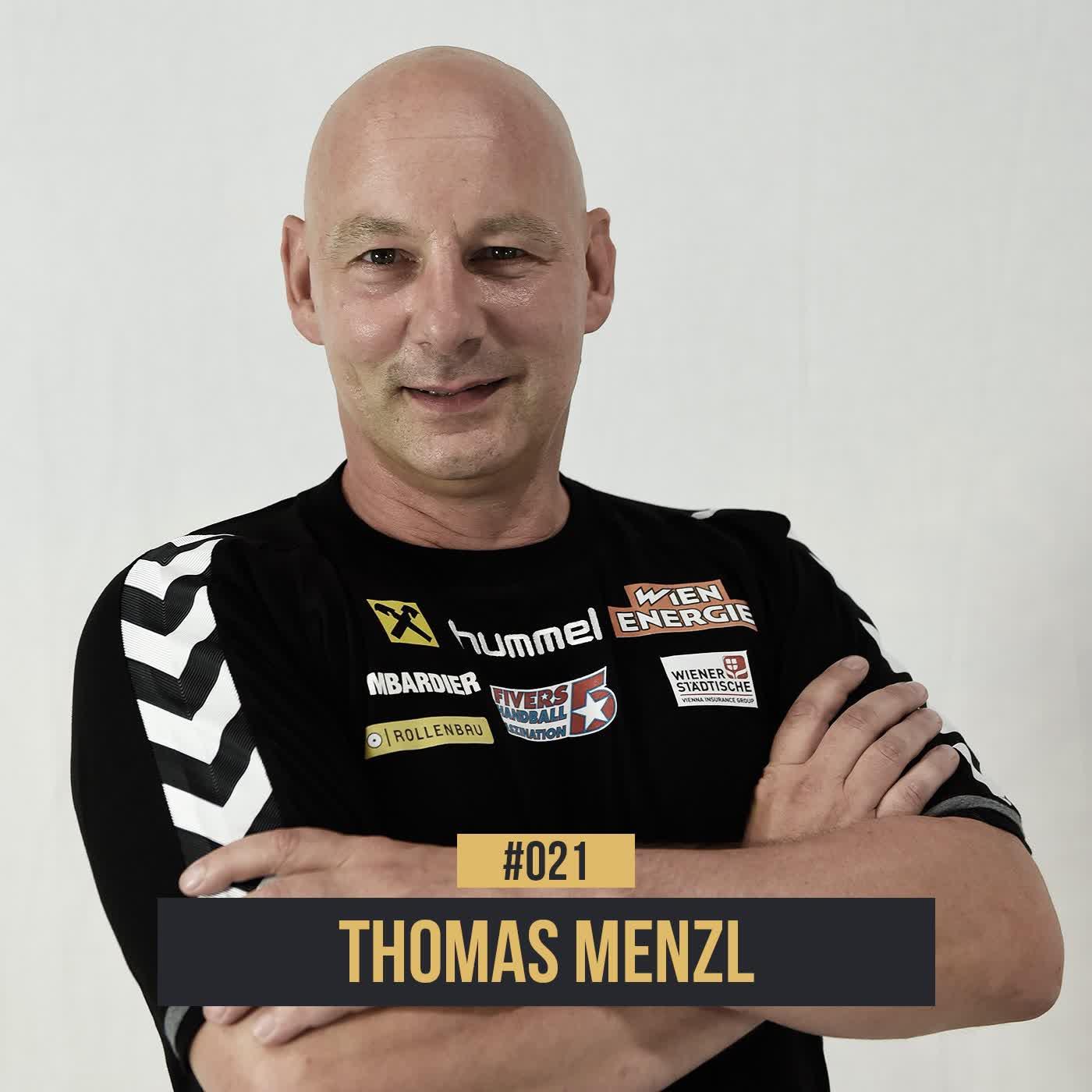 #021 Thomas Menzl: Ein Leben für den Handball