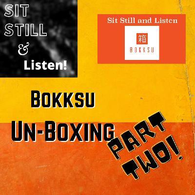 Bokksu Un-boxing #2 - Okinawa