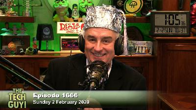 Leo Laporte - The Tech Guy: 1666