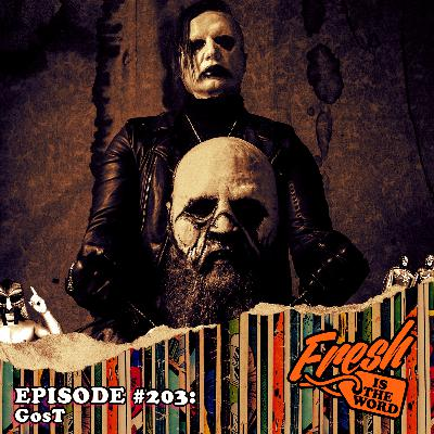 Episode #203: GosT – Metal Synthwave Producer, New Album Valediction, Currently on European Tour with SVART CROWN