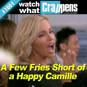 RHOBH: A Few Fries Short of a Happy Camille