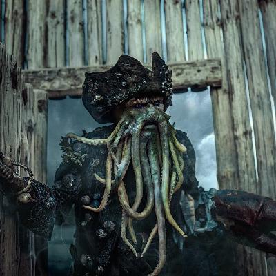 Le monstre marin, le Kraken, vu dans le film Pirates des Caraïbes, a-t-il existé ?
