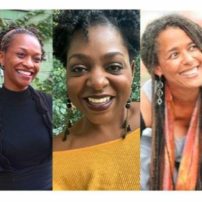 Truth To Power | Pledge Drive Kickoff | Carla Walker, Cassia Herron & Carolyn Finney | 3-26-21
