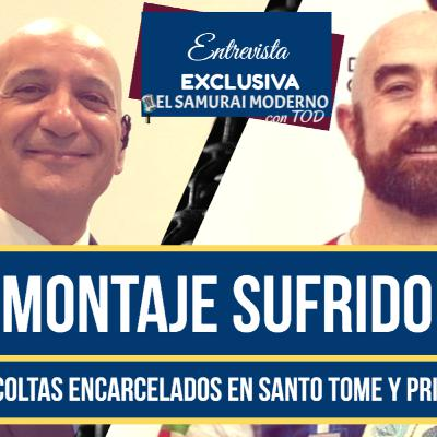 El Montaje Sufrido Por Los Escoltas Españoles en Santo Tome Y Principe