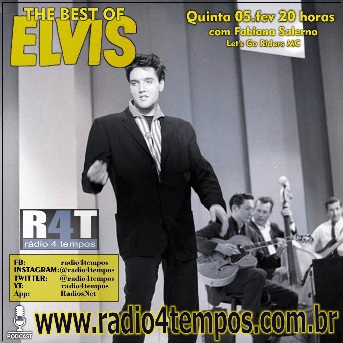Rádio 4 Tempos - The Best of Elvis 98:Rádio 4 Tempos
