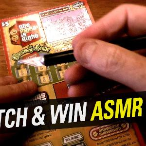 SCRATCH & WIN ASMR - No Talking – Gratta e Vinci ASMR