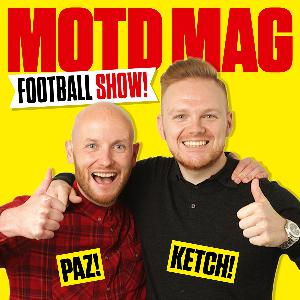 MOTD mag chat to rising Everton star Jonjoe Kenny!