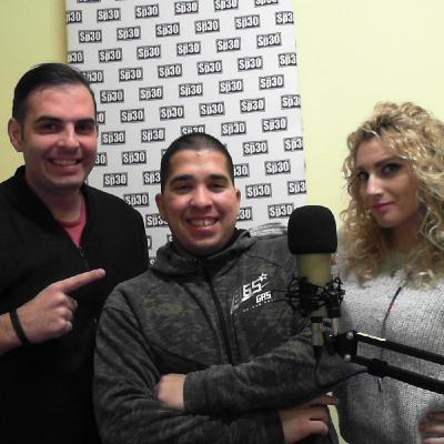 RikyJay Radio Show - #16 - Elena Moràn