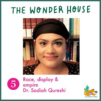 Race, Display and Empire with Sadiah Qureshi