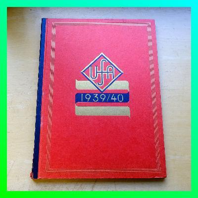 #13 - DER UFA-Verleihkatalog der Saison 1939/40