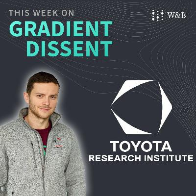 Toyota Research Institute's Adrien Gaidon on advancing ML research in autonomous vehicles