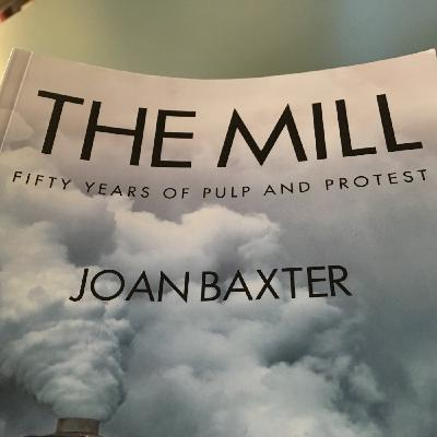 #20: What's happening at bookstores in Pictou County? Interview with Joan Baxter author of 'The Mill' (First episode of Season Two)