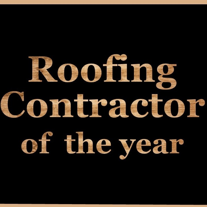 Roofing Contractor of the Year!