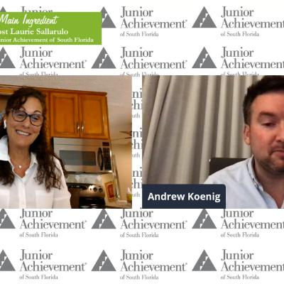 The Main Ingredient with Guest Andrew Koenig