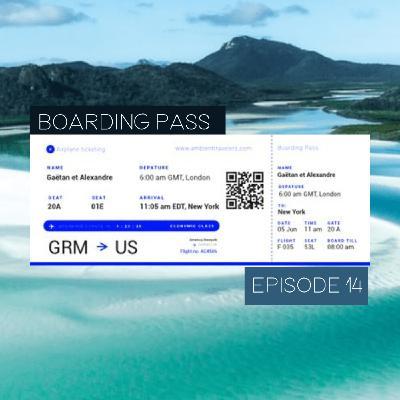 Boarding Pass 014 ✈️ Julianna Barwick et Willebrant