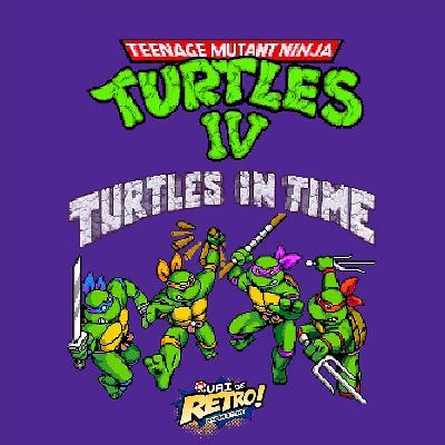 VDR #29 – TMNT – Turtles in Time