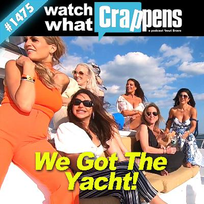RHONJ: We Got The Yacht!