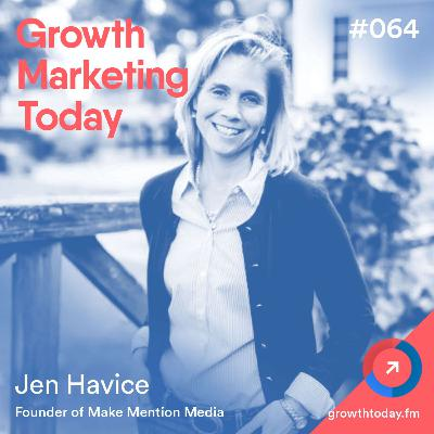 How to Turn User Research into Irresistible Website Copy – Jen Havice (GMT064)