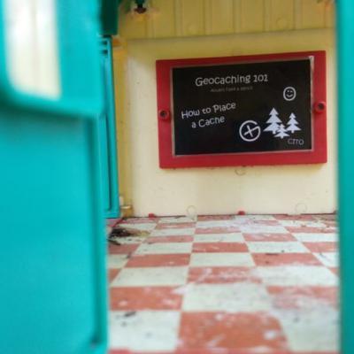 19.09.19 - Geocaching macht Schule