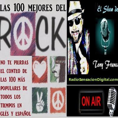 Las 100 MEJORES del ROCK Best 100 songs (84-72)