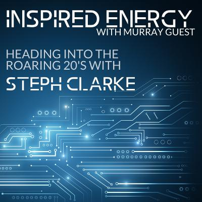 Episode 50 - Heading into the Roaring 20s   Steph Clarke