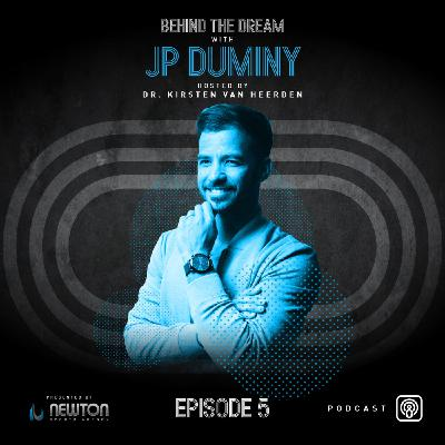 Episode #5: Former Protea Cricketer JP Duminy talks about identity, self worth and finding purpose