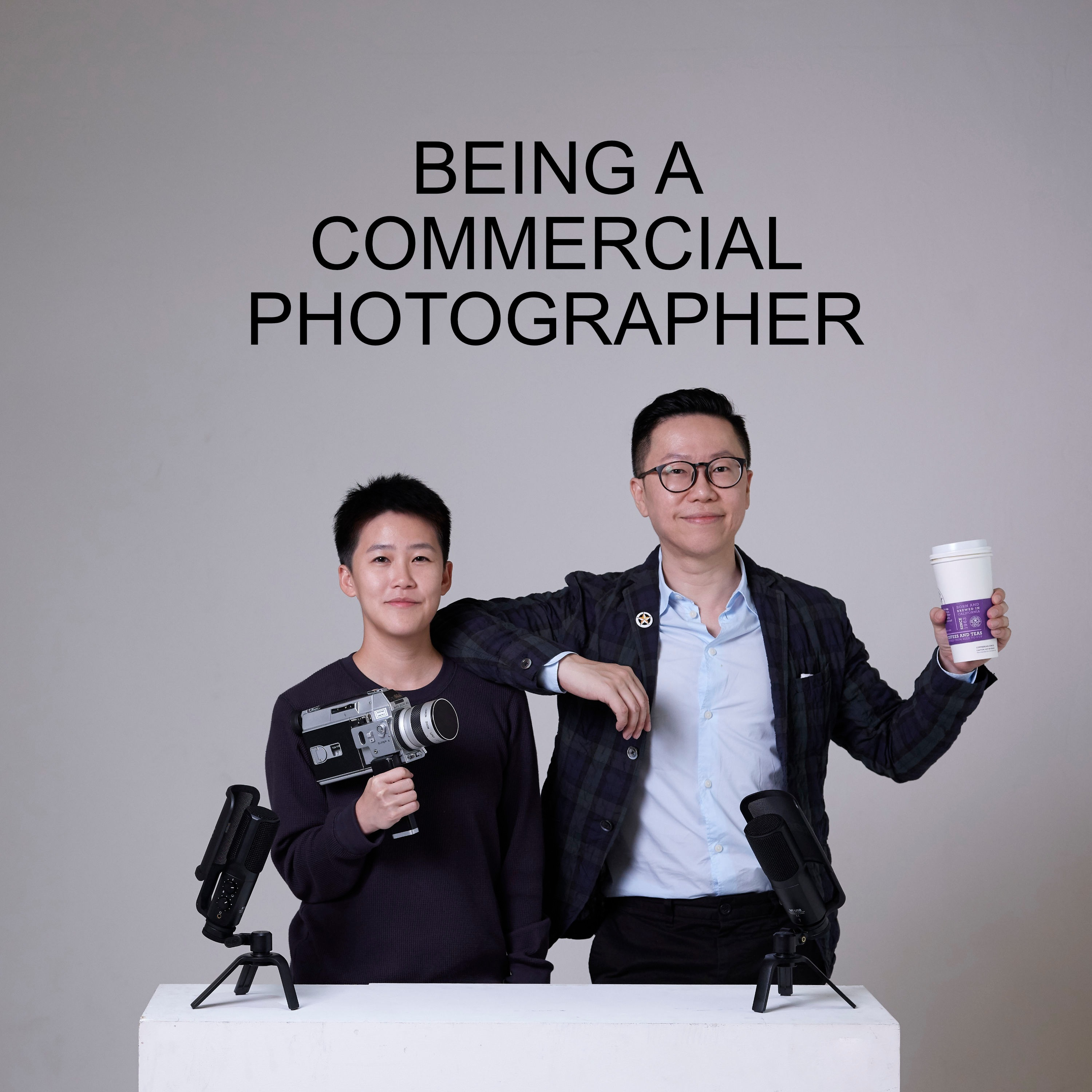 Ep #21 - Being A Commercial Photographer