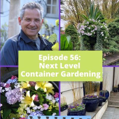 Episode 56 - Next Level Container Gardening