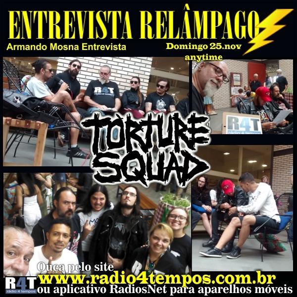 Rádio 4 Tempos - Entrevista Relâmpago 38