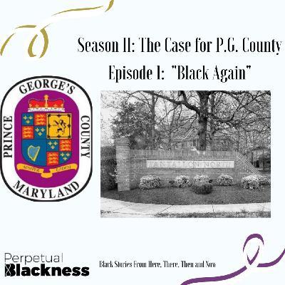 Season II Episode 1: Black Again