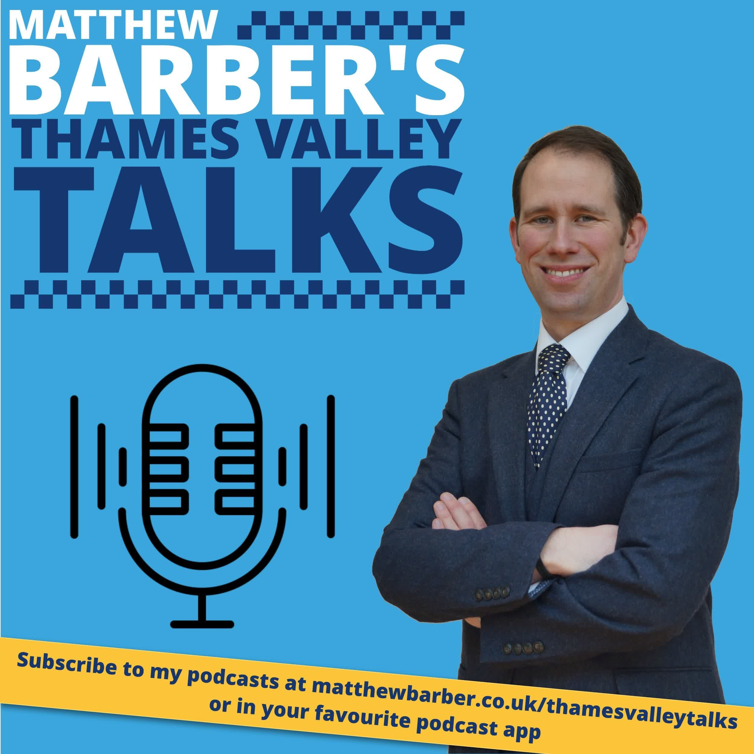 Thames Valley Talks