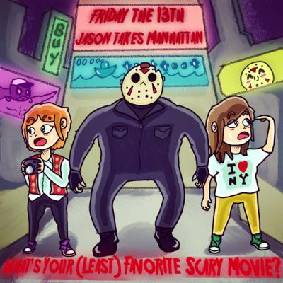 #32: Friday the 13th Part VIII: Jason Takes Manhattan (1989)
