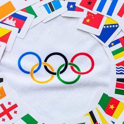 75 - De olympiske leker (sommer)