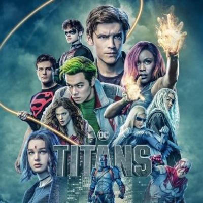 DCU Titans 2x13- Nightwing