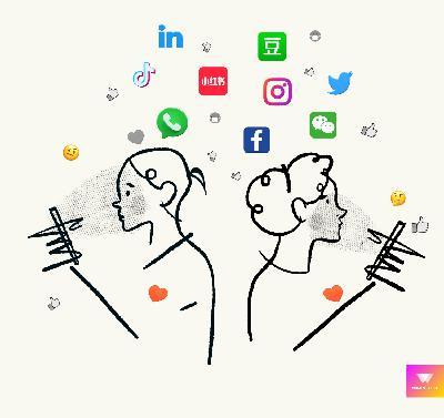 001 我们和社交媒体的关系,怎么在虚拟世界自处