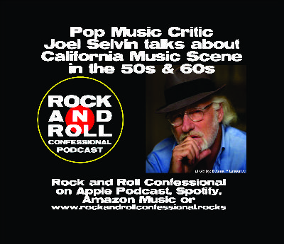 Author Joel Selvin talks about his new book Hollywood Eden - all about the surf/rock music in the late 50s - 60s