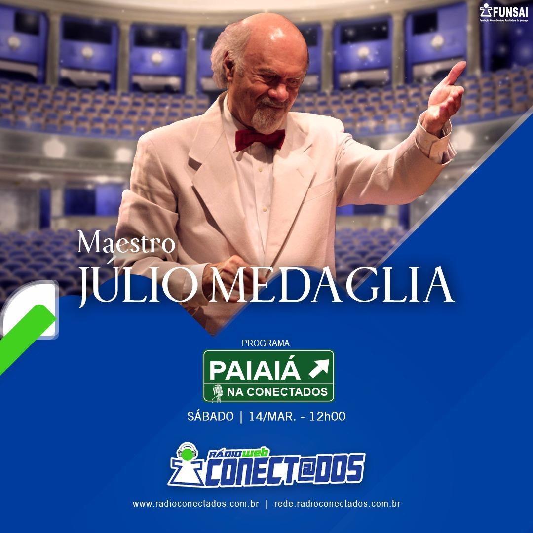 Paiaiá na Conectados - 14-03-2020