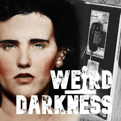 """""""THE MURDER AND HAUNTING OF THE BLACK DAHLIA"""" #WeirdDarkness"""