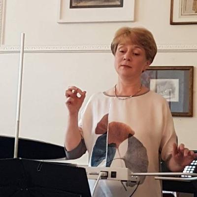 April 2020 - Lydia Kavina