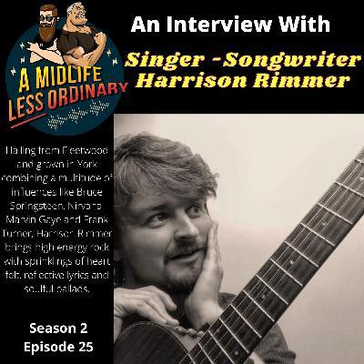 Singer/Songwriter Harrison Rimmer
