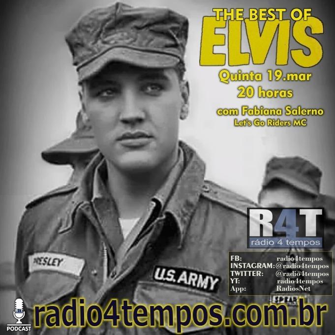 Rádio 4 Tempos - The Best of Elvis 103:Rádio 4 Tempos